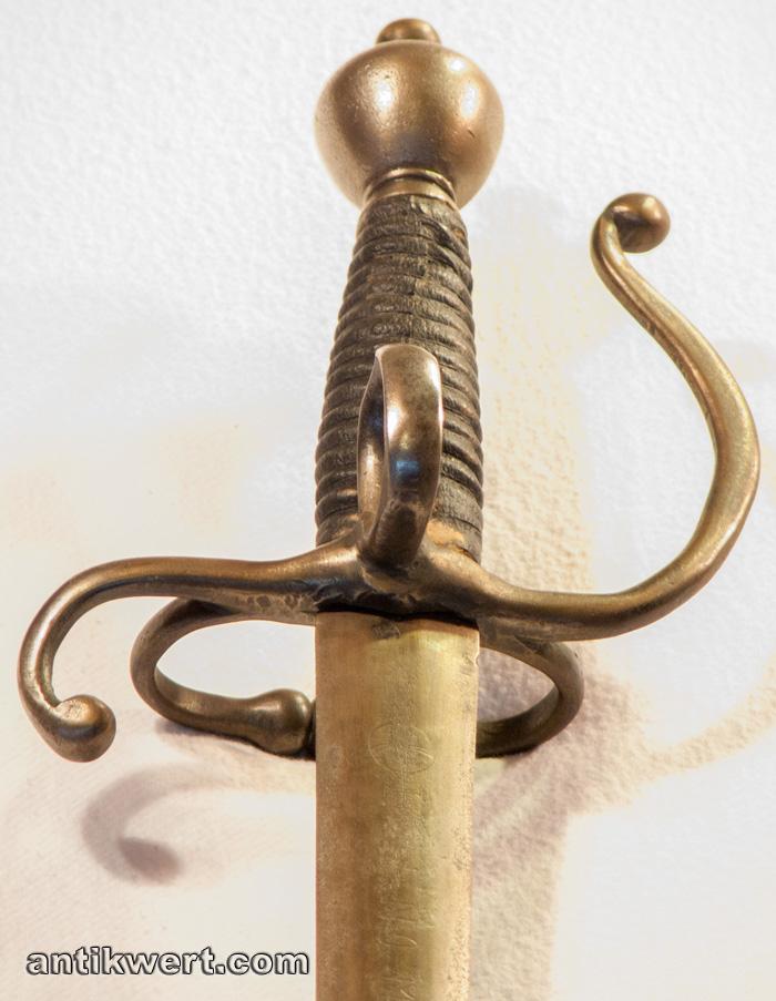 Felddegen-Inschrift-601 Details