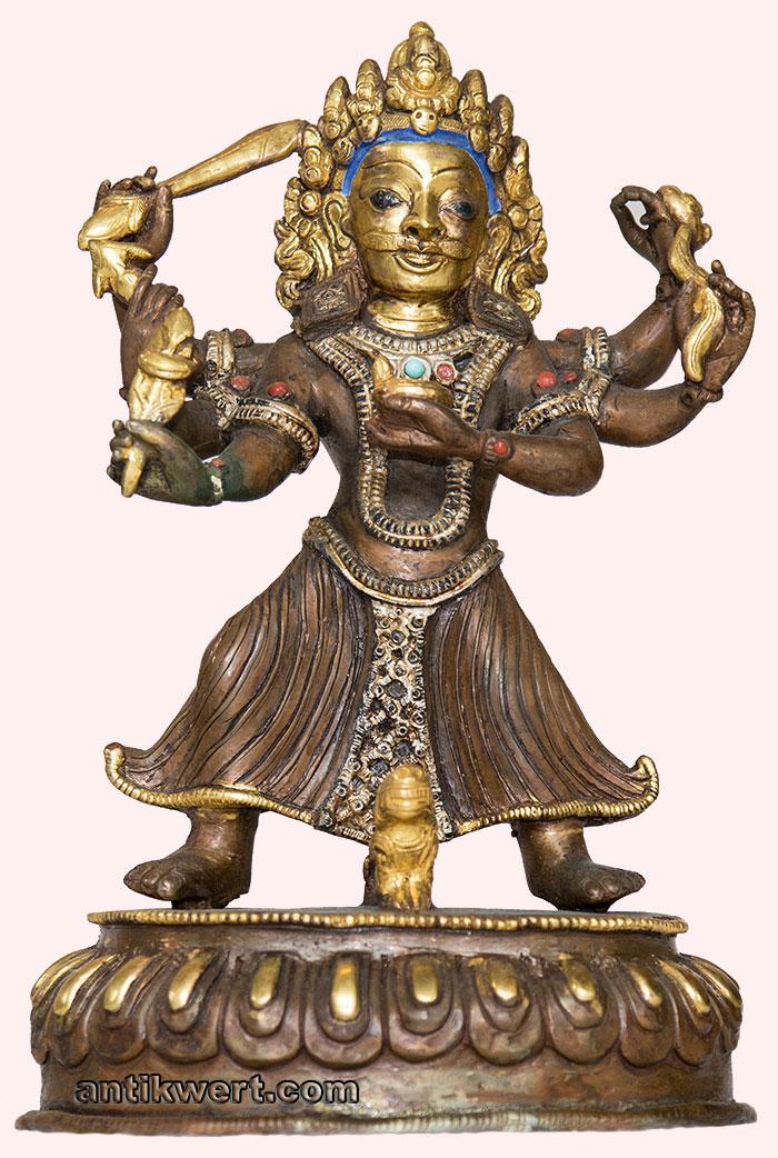 Bhairava-201 front