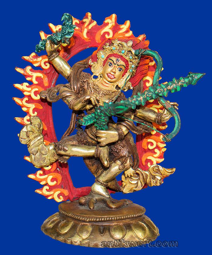 Kurukulla-205 die rote Tara