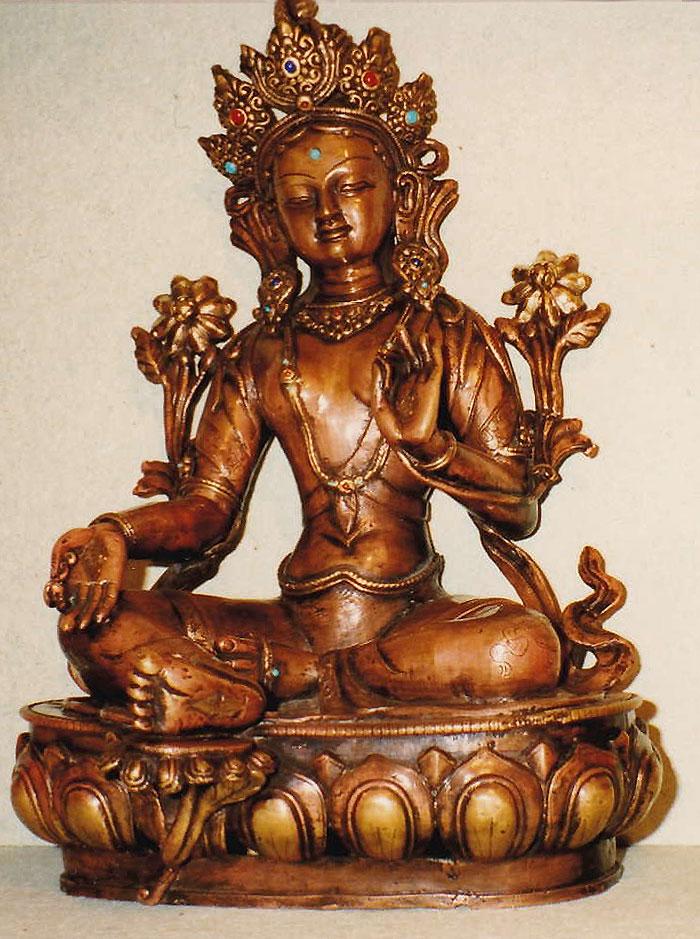 Tara-grün-299 oder Syamatara