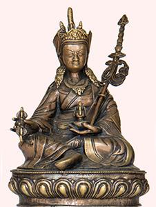 Padmasambhava-antique-copper-151 Vorschau-Bild
