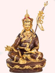 Padmasambhava-vergoldet-215 Vorschau-Bild
