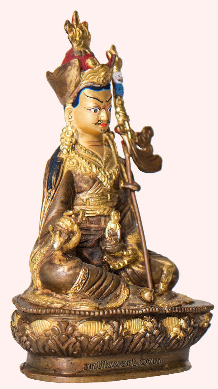 Padmasambhava-230 Seitenansicht