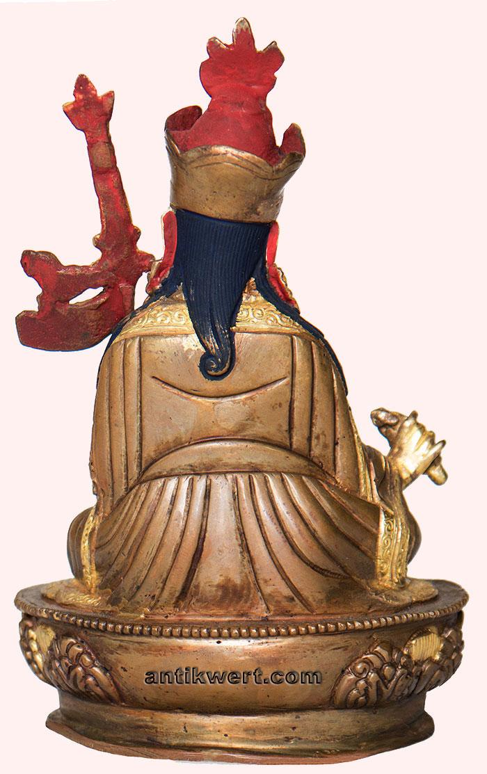 Padmasambhava-230 Rueckansicht