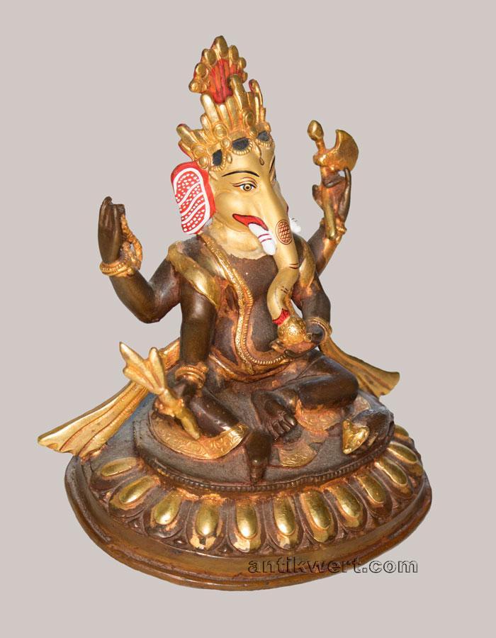 seitenansicht von Ganesha-216 rechts