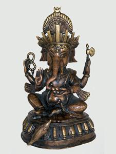 beitragsbild zum artikel Ganesha-153